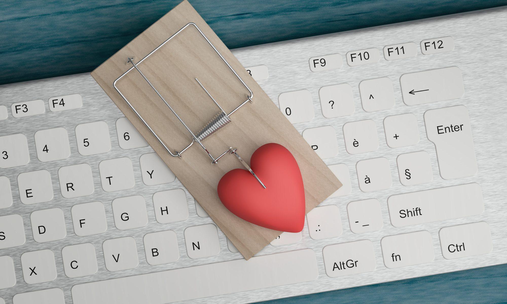 Achtung Falle! Romance-Scammer im Netz